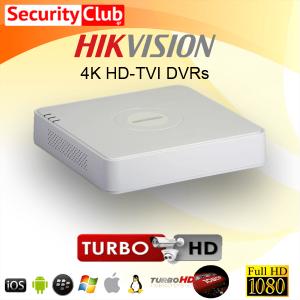Καταγραφικό καμερών DVR Hikvision 7100 HD TVI