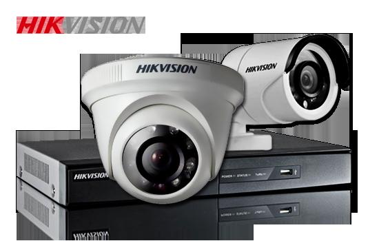 Hikvision complete dvr system