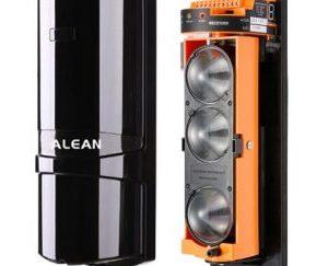 ALEAN Ανιχνευτής εξωτερικού χώρου τύπου Beam εμβέλειας 150m