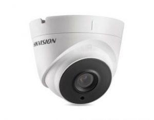 HIKVISION Μεταλλική κάμερα HDTVI 5MP Dome Exir σταθερού φακού 2.8mm