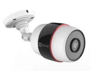EZVIZ Κάμερα Εξωτερικού Χώρου Ανάλυσης 1080p Full HD Ημέρας/ Νύχτας με Wi-Fi