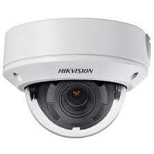 HIKVISION Δικτυακή κάμερα μεταλλική IP67 2MP dome μεταβλητού φακού