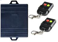 Σετ τηλεχειρισμού Δέκτης & 2 τηλεχειριστήρια – δύο relay output NC/NO.