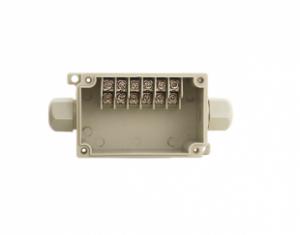 Κυτίο ABS 6×2 τερματικά IP65