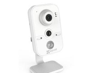 EZVIZ Κάμερα Ανάλυσης 720p HD Ημέρας/ Νύχτας με Wi-fi και Υπέρυθρο Ανιχνευτή
