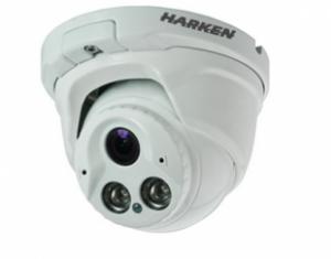HARKENΜεταλλική κάμερα τύπου Dome μεταβλητού φακού