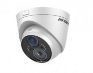 HIKVISION Μεταλλική κάμερα τύπου Turbo HDTVI 1080P WDR Dome Exir μεταβλητού φακού