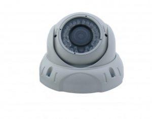 Μεταλλική κάμερα τύπου Dome 700TVL μεταβλητού φακού
