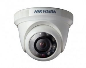 HIKVISION Πλαστική κάμερα τύπου Dome σταθερού φακού