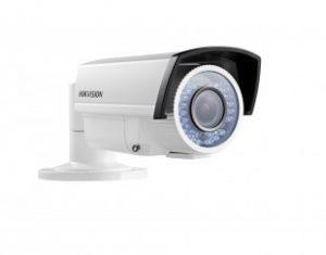 HIKVISIONΜεταλλική κάμερα τύπου Bullet 720TVL μεταβλητού φακού