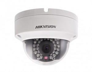 HIKVISION Δικτυακή κάμερα 2MP τύπου Dome σταθερού φακού