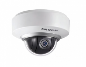 HIKVISIONΔικτυακή μεταλλική κάμερα 2MP τύπου mini dome PTZ