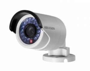 HIKVISIONΔικτυακή μεταλλική κάμερα 4MP τύπου Bullet σταθερού φακού