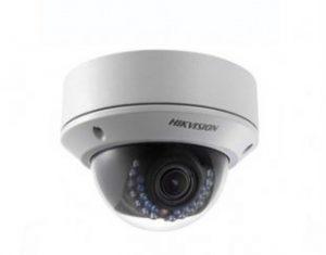 HIKVISIONΔικτυακή μεταλλική κάμερα 4MP τύπου Bullet μεταβλητού φακού