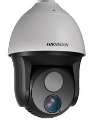 HIKVISION θερμική & οπτική δικτυακή PTZ κάμεραDS-2TD4035D-25.