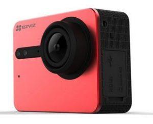 EZVIZ Action Κάμερα S5 (Red)