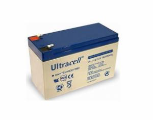ULTRACELL Επαναφορτιζόμενος συσσωρευτής 12V 7Ah