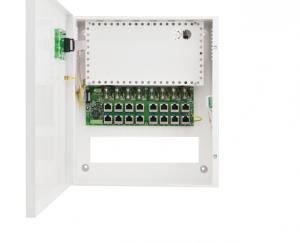 PULSARPOE τροφοδοτικό για έως 8 IP κάμερες