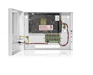 PULSARΤροφοδοτικό 12V 5A 5 εξόδων με προστασία υπερέντασης