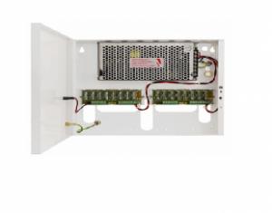 PULSARΤροφοδοτικό 12V 12A 16 εξόδων με προστασία υπερέντασης
