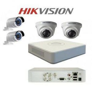 SecurityClub CCTV Camera Bundle