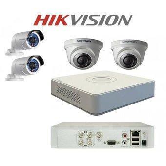 SecurityClub CCTV Camera Bundle
